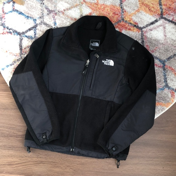 THE NORTH FACE Black Denali Jacket - XS